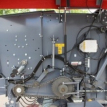 Z-587 Пресс-подборщик