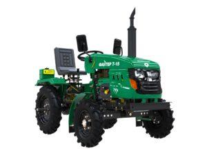 Мини трактор Файтер т-15