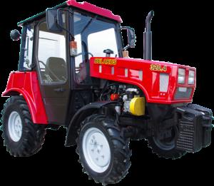Мини-трактор-Беларус 320.4