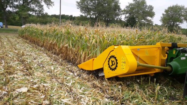 Жатка ЖК-60/80 для уборки кукурузы John greaves